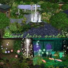 secret fairy garden by nnnnatali the