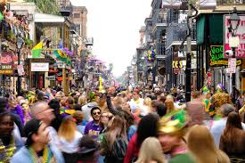 why new orleans pushed ahead with mardi