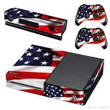 2020 Vinyl Fashion Skin Decal For Xbox One Console And Xbox One Controller Skins Stickers America Nation Flag From Colorfultech 7 54 Dhgate Com