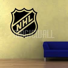Wall Decals Nhl Hockey Sport Wall Stickers Canada