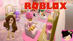 roblox beauty hair salon roleplay