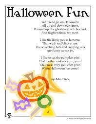 Halloween Fun by Ada Clark   Woo! Jr. Kids Activities
