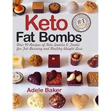 Keto Fat Bombs: Over 90 Recipes of Keto Snacks and Treats for Fat ...