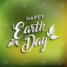 happy earth day quote design for world environment care