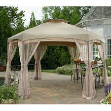 gazebo replacement canopy garden winds