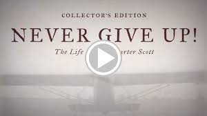 Chickasaw Press - Never Give Up! The Life of Pearl Carter Scott –  Collector's Edition
