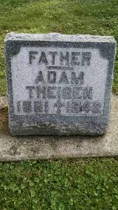 Adam Theisen (1861-1942) - Find A Grave Memorial