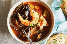 French-style fish stew - Recipes ...