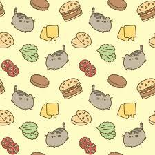 pusheen cat desktop wallpaper
