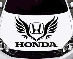 1x Jdm Honda Racing Decal Car Truck Hood Back Window Vinyl Decal Graphics Car Decals Vinyl Honda Vinyl Wrap Car