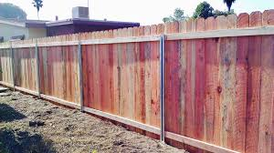 The Fence Expert Blogspot Com Metal Fence Post Wooden Fence