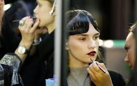life of a professional makeup artist