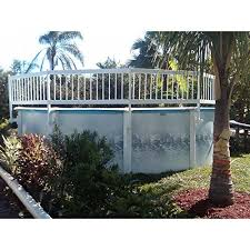 Gli Above Ground Pool Fence Add On Kit B Buy Online In French Guiana At Desertcart