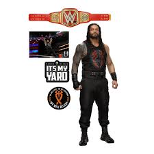 Roman Reigns Fathead 5 Piece Wall Decals Wwe Us