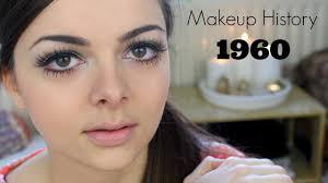 makeup history 1960 s you