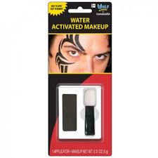 party centre white water activated makeup