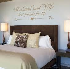 Husband And Wife Wall Decal Sticker Wall Decal Wall Art