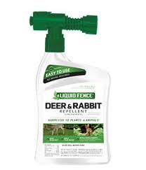 Deer Rabbit Repellents Liquid Fence