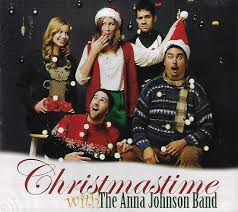 Anna Johnson Band - Christmastime with The Anna Johnson Band - Amazon.com  Music