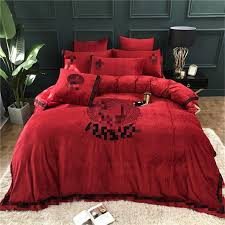 new style bedding sets fashion king