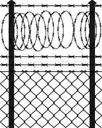Barbed Wire Fence Drawing At Best Price In Jaipur Rajasthan V S Steel Corporation