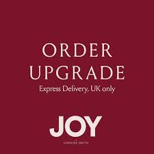 Joy by Corrine Smith express delivery upgrade UK only | Etsy