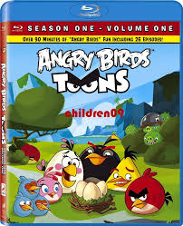 Ebook for children: [Fshare] Angry Birds Toons (2013) Vol 1 1080p ...