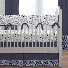 tribal crib bedding native baby