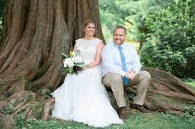 buncetico bailey arboretum wedding