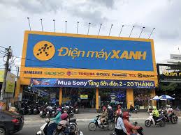 Siêu thị Điện máy XANH Phạm Hùng, Bình Chánh, TP.HCM