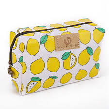 cartoon pattern cosmetic bag for purse