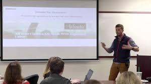 Adam Fetcher at PRSA, CA Gold Coast Chapter - YouTube