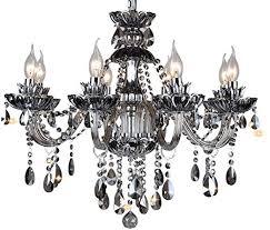 hzc chandelier 8 arms vintage style