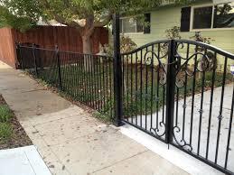 Iron Fence Fairfield Wrought Iron Fence Fairfield