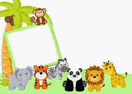 Invitaciones De Animales Imagui