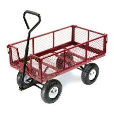 Groundwork Garden Utility Cart 800 Lb Capacity Tractor Supply Online Store Utility Cart Tractor Supply Company Tractor Supply Co