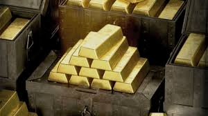 red gold bars how