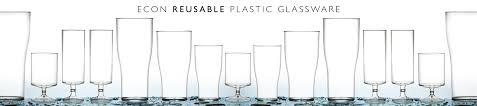 plastic glasses plastic wine glasses