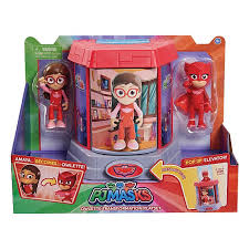 PJ Masks Transforming Figures Playset - Owlette | Toys & Character | George  at ASDA