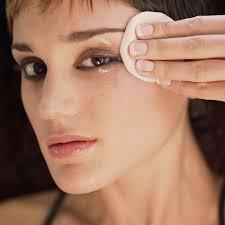 diy olive oil eye makeup remover