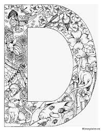 Alfabet Dieren Kleurplaat 78121 Kleurplaat