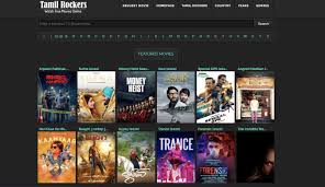 Tamilrockers : Download New Movies Online Free