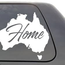 Australia Decal Australia Aus Decal Home Country Decal Etsy