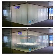 switchable magic smart glass pdlc
