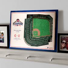 Youthefan Mlb Chicago Cubs World Series Champions 5 Layer Stadiumviews 3d Wrigley Field Wayfair