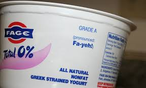the greek yogurt showdown paring