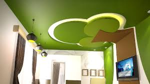 Top 100 Pop False Ceiling Designs For Living Bedroom Kids Room 2018 Youtube
