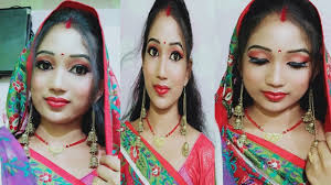 makeup tutorial naya naya dulhan hai