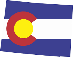 5in X 3 5in Die Cut Colorado State Flag Sticker Walmart Com Walmart Com
