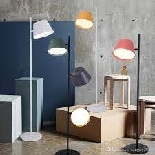 2020 Nordic Classic Creative Floor Lamp Lovely Kids Room Study Room Colorful Lamp Macaron Series 3 Lamp Floor Light From Rangcy2008 210 06 Dhgate Com